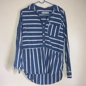 Women's Abercrombie Button Up Shirt